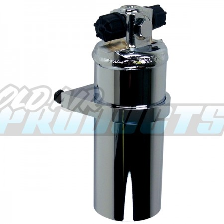 Receiver Drier Chrome Autoware