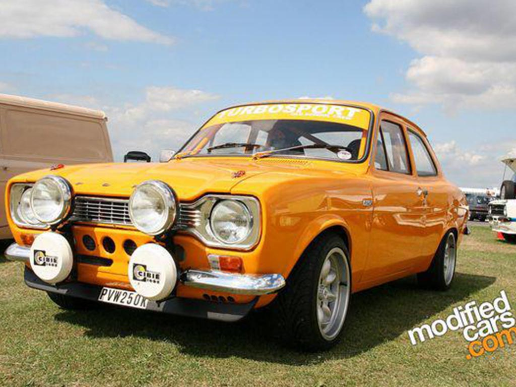 Ford escort performance products