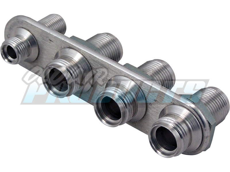 Bulkhead Fitting, Inline