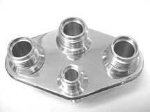 Aluminium Bulkhead Fittings
