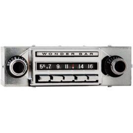 1958-62 Chevrolet Corvette Wonderbar AMFMStereo Radio