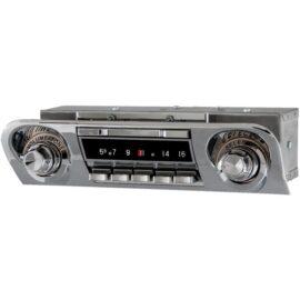 1959-60 Chevrolet Wonderbar AMFMStereo Radio