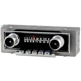 1963 Ford Galaxie AMFMStereo Radio