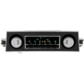1967 Pontiac Firebird AMFMStereo radio