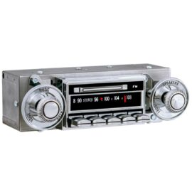 1970-72 Oldsmobile F-85Cutlass442 AMFMStereo Radio