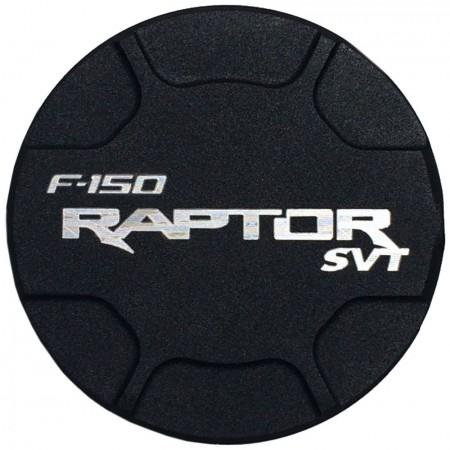 Billet Aluminum Black Fuel Door Ford Raptor Autoware