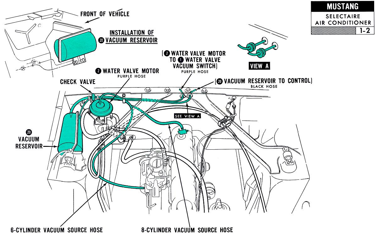 1965 ford mustang wiring diagram 1963 ford galaxie wiring
