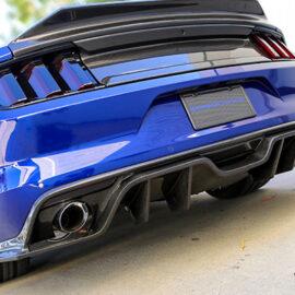 2015-18 Mustang Autostyling & Enhancement