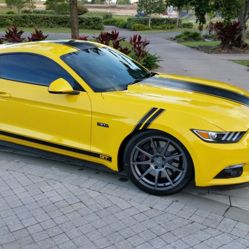 2015+ Ford Mustang