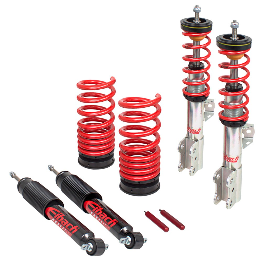 eibach pro street s coilover kit autoware. Black Bedroom Furniture Sets. Home Design Ideas