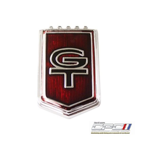 1965 Gt Fender Emblem Autoware