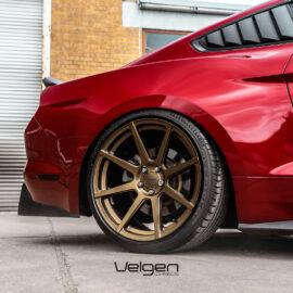 Mustang Velgen Wheel Sets