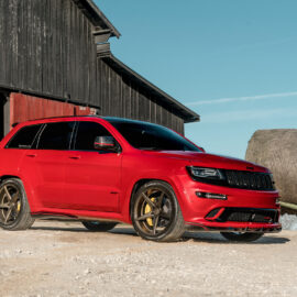 Jeep SRT & Trackhawk Upgrades & Accessories