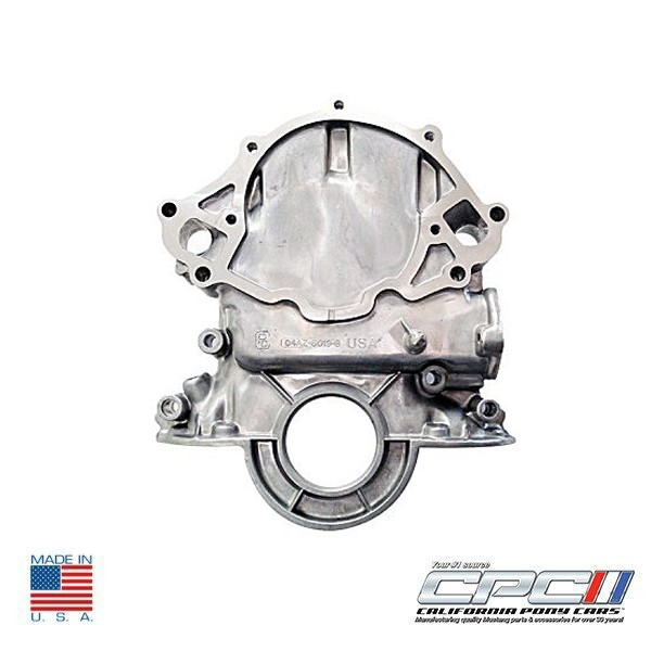 1965-66 Timing Chain Cover