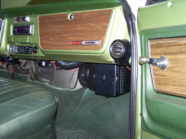 Complete Package 1967 72 Pickup Ac Cab Electronic Control