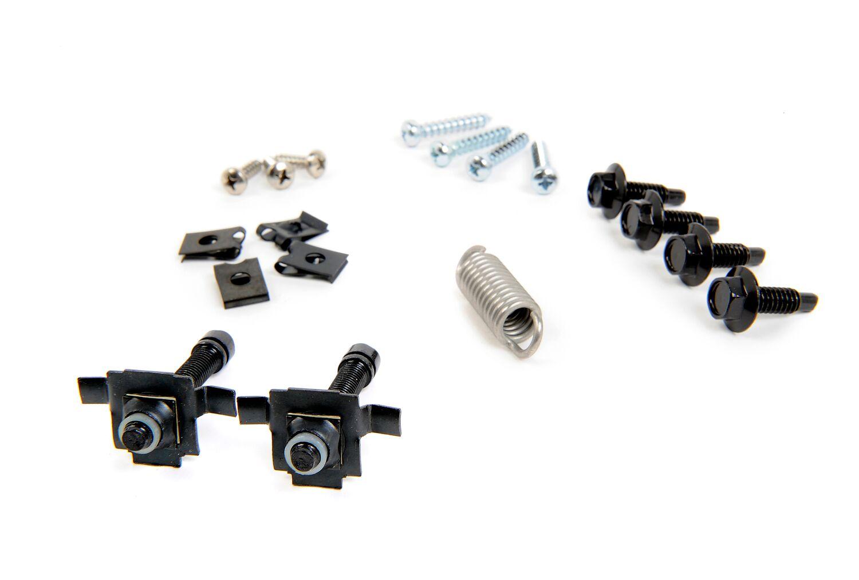 1965-66 headlight assembly hardware kit