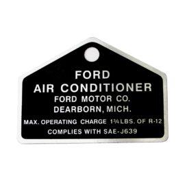 Ford A/c parts (various models)