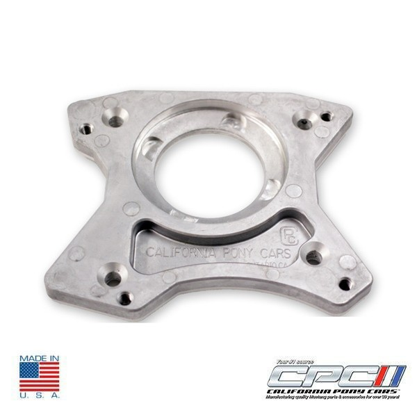 1966 T5 Adapter Plate For 6 Bolt Bell Housing 6 Cyl