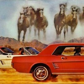Classic Mustang, Falcon & Ford Pickup Parts & Accessories