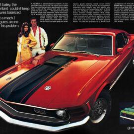 69-70 Mustang