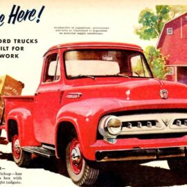 1953-55 Ford Pickup