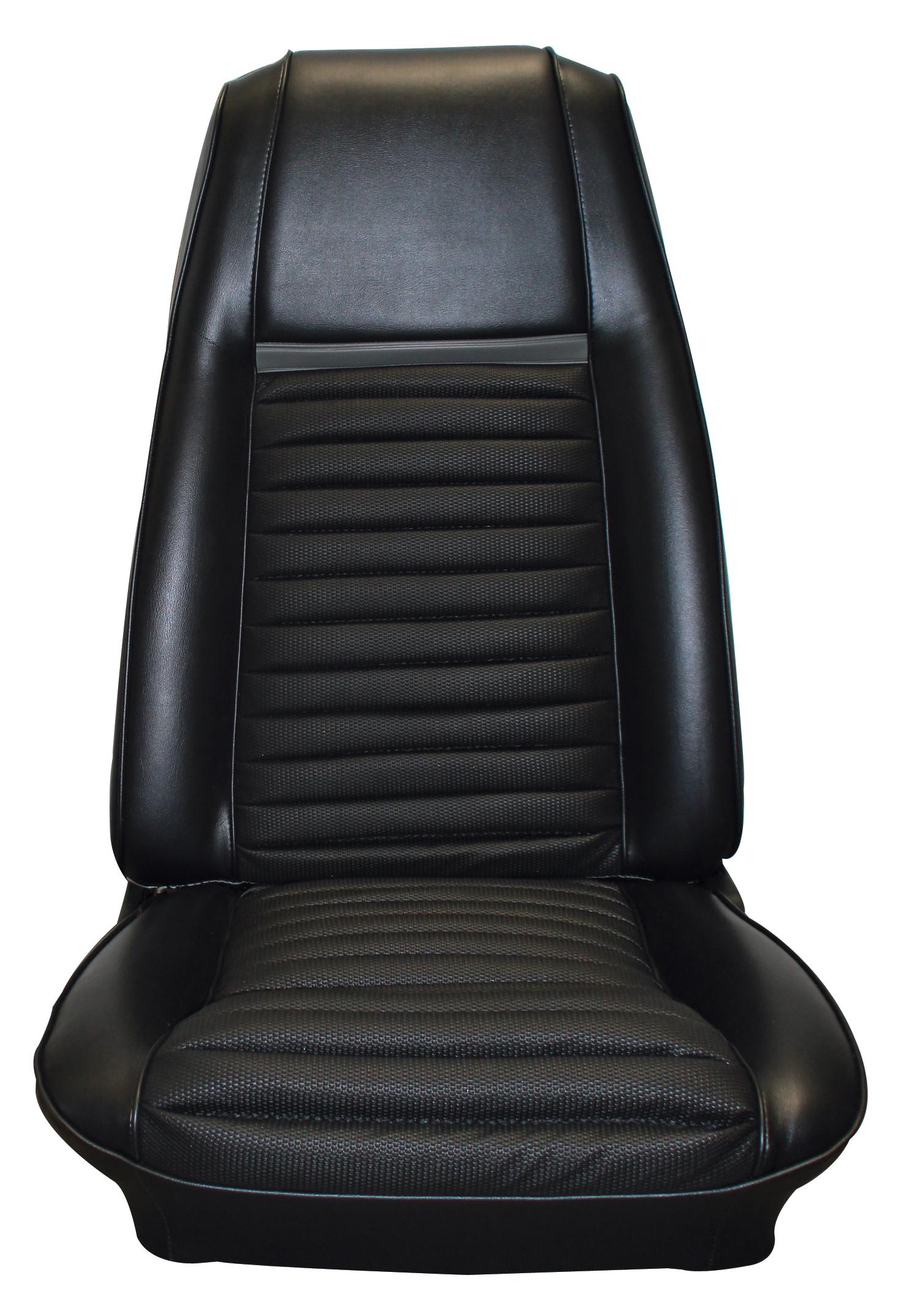 1970 Mach 1 Front Buckets Seats Autoware