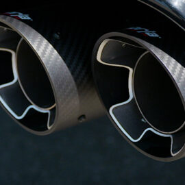 Jeep SRT/Trackhawk Exhaust
