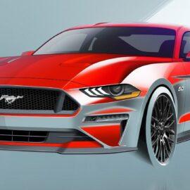 2015-19 Mustang