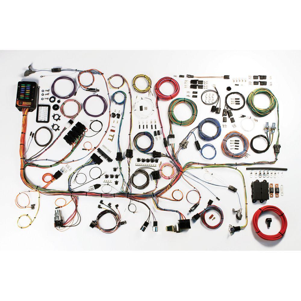 1967-68 Wiring Harness Classic Update Kit