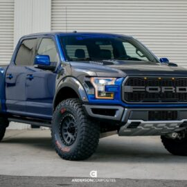 Ford Ranger & F150/Raptor