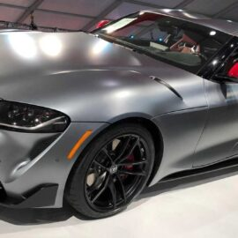2020+ Toyota Supra